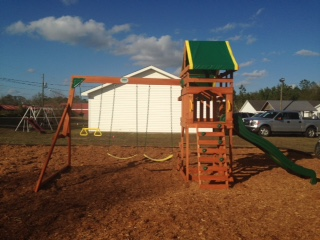 Leadership Waycross Class Of 2016 Provides Playground For
